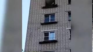 Пожар в Ярославле: в горящей квартире погиб мужчина