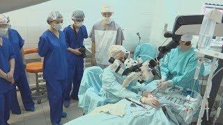 UTV. Китайские врачи приехали перенять опыт уфимских коллег