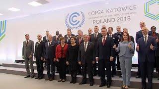 """COP24: """"Нас ждет крах цивилизации"""""""