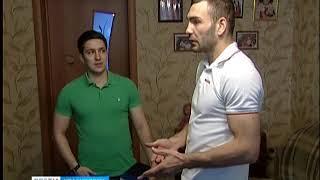 Анонс: красноярский боксер стал чемпионом России по боксу среди профессионалов