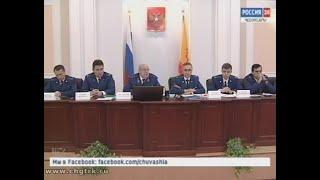 Новый прокурор Чувашии Василий Пословский провёл пресс-конференцию