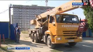 Дольщики ЖК «Парк Европейский» ждут возобновления строительства