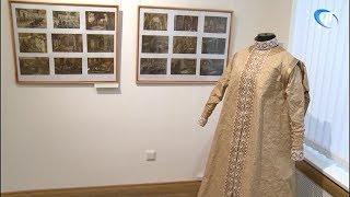 Две новые выставки начали работу в новгородском музее заповеднике