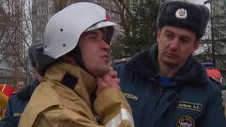 Флешмоб от крымских спасателей