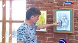 «Негромко»: В Перми открылась выставка мастера карикатуры