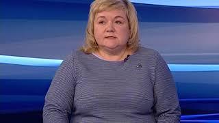 Гость студии «Вестей» - руководитель управления Федеральной налоговой службы по ЯО Татьяна Рачкова