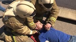 В Ярославле определили лучшую добровольную пожарную команду области
