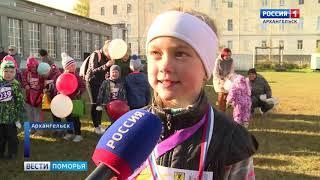 Северодвинский лыжник Алексей Шемякин стал лидером пробега « Соломбальское кольцо»