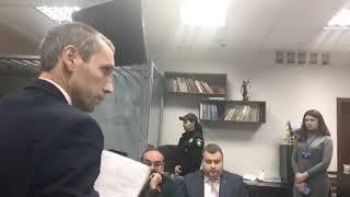ДТП на Сумской СУД (Харьков , зайцева) 7.11.2018