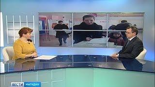 Первые предварительные итоги выборов на Колыме – интервью с председателем облизбиркома