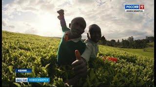 Новосибирцы рассказали о приключениях в Кении