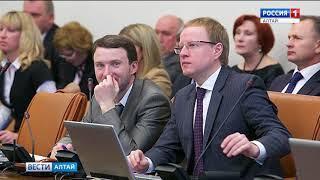 Врио губернатора Алтайского края завтра прилетит в Барнаул