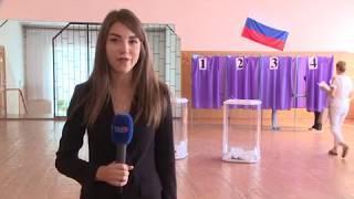 Голосование в районах области
