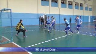 В Саранске прошел турнир по мини-футболу