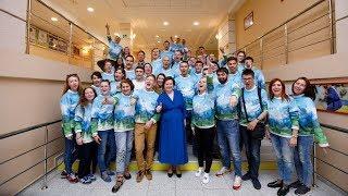 Югорчане на форуме «УТРО» представят 75 проектов