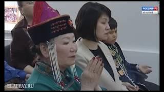 В Доме дружбы народов провели праздник Сагаалган
