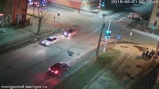 ДТП на проспекте Ленина