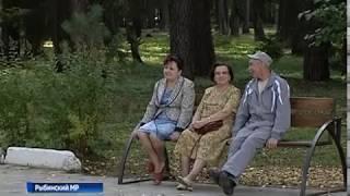 Санаторий имени Воровского отметил 95-летний юбилей