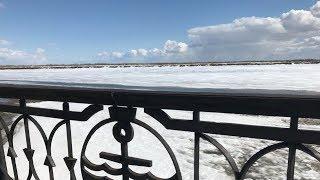 Лёд тронется и погода не испортится! На этой неделе в Югре вскроются Обь и Иртыш