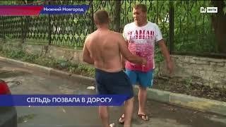 ДТП с пьяным водителем в Нижнем Новгороде