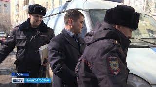 Арестован влиятельный уфимский адвокат