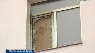 При пожаре в Комсомольске погибли люди