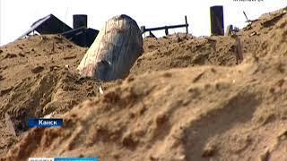 В Канске приостановили работу семи лесопилок