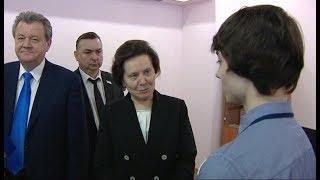 Наталья Комарова пообщалась с избирателями в Нижневартовске