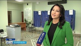 Депутат Госдумы Инга Юмашева проголосовала на выборах в Госсобрание-Курултай РБ