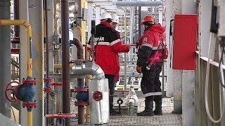 Нефтяники Лангепаса получили средства защиты от падения с высоты