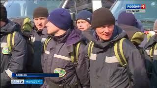 Мордовия активно готовится к весеннему паводку