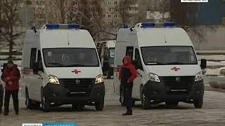 Для Красноярского края закупят школьные автобусы и машины скорой помощи