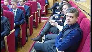 Депутаты Законодательного Собрания отмечены наградами(ГТРК Вятка)