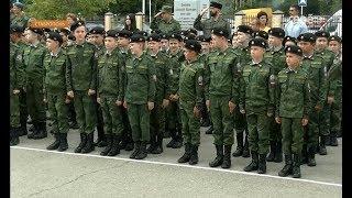 День рождения отметила Ставропольская кадетская школа имени генерала Ермолова