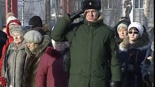 В Ярославле вспоминают солдат, павших в Афганской войне