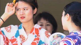 Небывалая жара в Японии