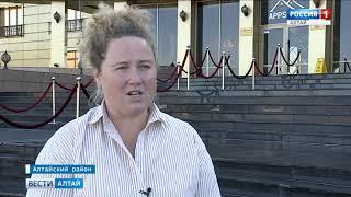 В Алтайском крае завершается ремонт дороги в казино «Altai Palace»