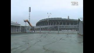 Центральный стадион не готов  принять ФК «Спартак»