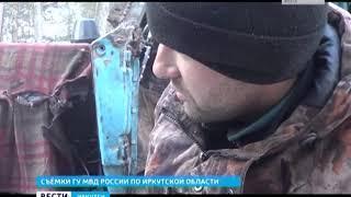 Нарубили тайги на два миллиона и 24 тома уголовного дела в Боханском районе