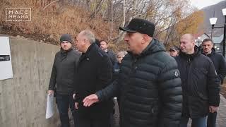 Новый парк открыли на Никольской | Новости сегодня | Происшествия | Масс Медиа