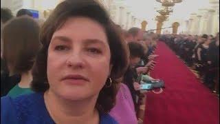 Меньше получаса до инаугурации президента РФ Владимира Путина