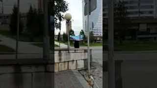 10 тысяч рублей за переход дороги с неположенным плакатом