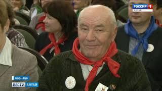 Впервые в Барнауле собрались волонтёры в возрасте 55+