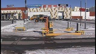 В одном из крупных торговых центров Сургута автостоянка теперь будет платной