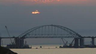 ЕС ввёл санкции за Крымский мост