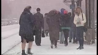 Сильный ветер, снегопад и гололедица. В Челябинской области продолжает бушевать непогода