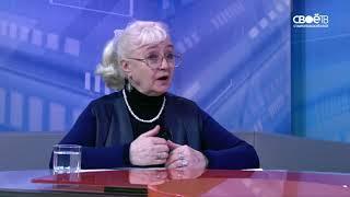 2018 03 06 Актуальное интервью выпуск 326 Кржечковская