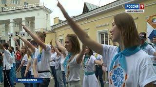 Лучшие вожатые региона показали мастерство на фестивале педагогических отрядов