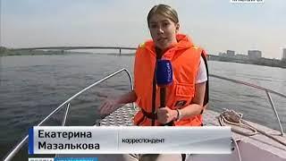 Красноярские спасатели все лето будут проверять популярные прибрежные места отдыха