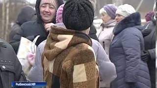 Жители двух поселков Рыбинского района жалуются на работу общественного транспорта